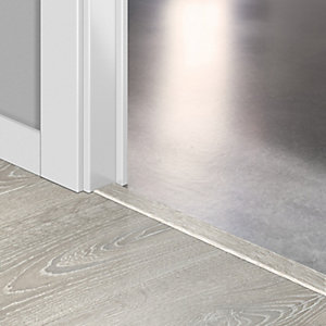 Quick Step Impressive Patina Classic Oak Grey Laminate Flooring 1380 x 190 x 8mm Pack Size 1.835m2