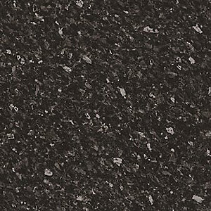 Laminate Breakfast Bar Black Slate Gloss 3000mm x 900mm x 38mm