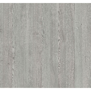 Laminate Edging Silver Oak Grain 3000mm x 38mm x 1mm