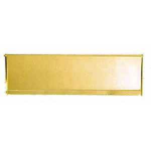 4TRADE Letter Flap Internal Brass 275mm x 84mm