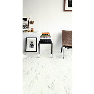 Quick Step Luxury Rigid Vinyl Marble Cararra White