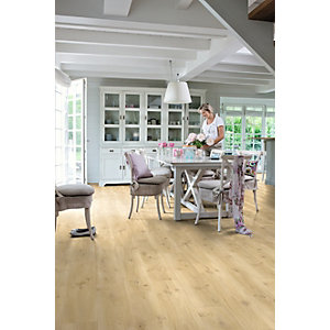 Quick Step Luxury Vinyl Drift Oak Beige