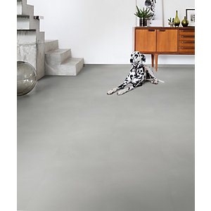Quick Step Luxury Vinyl Tile Ambient Minimal Light Grey 1300 x 320 x 4.5mm Pack Size 2.08m2