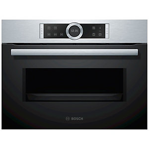 Bosch Serie 8 Built in Microwave Oven CFA634GS1B