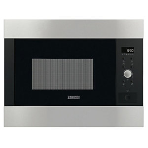 Zanussi Microwave Oven and Grill Black - ZBG26642XA