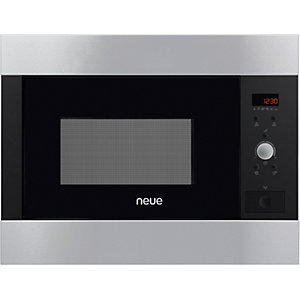 neue Microwave Wall Mounted Stainless Steel - MW62SS