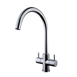 Chantilly Monobloc Sink Mixer Chrome