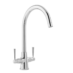 Talence Monobloc Sink Mixer Chrome