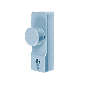 Outside Access Security Device Knob Silver EK5