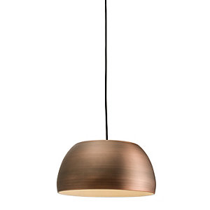 Endon Palla Pendant Light Matt Bronze