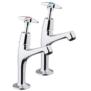 iflo Cross Head Sink Kitchen Taps