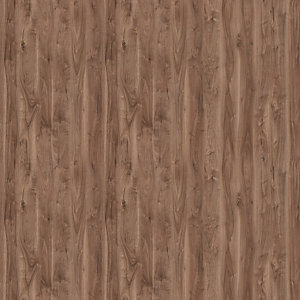 Romantic Walnut 38mm Laminate Worktop Square Edge 3000 x 600 x 38mm