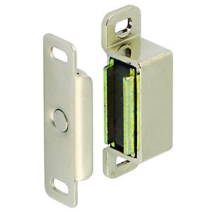 Hafele Magnetic Catch Nickel Plated 246.16.700