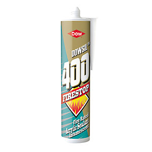 Dow Corning 400 Firestop 380ml - White