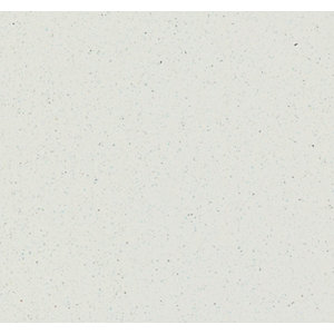 Snowfall 38mm Laminate Worktop Square Edge 3000 x 600 x 38mm
