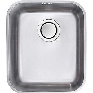Astracast Edge S1 1 Bowl Stainless Steel Undermount Sink