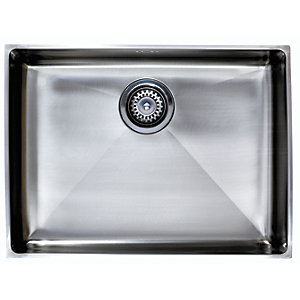 Astracast Onyx 1 Bowl 4054 Stainless Steel Undermount Sink