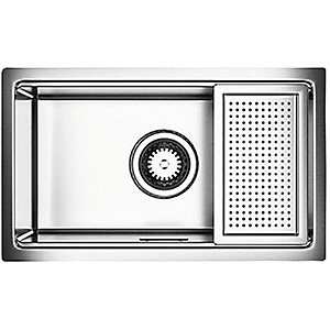 Companion Stainless Steel Kitchen Sink including Accessory Pack