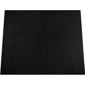 Rangemaster Toledo 110 Splashback Metallic Black Glass