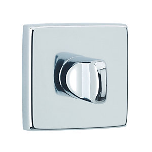 Urfic Square WC Escutcheon Chrome