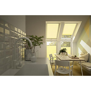 VELUX Pleated Blind White 1340mm x 978mm