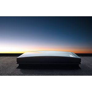 VELUX Curved Glass Top Cover 1000mm x 1000mm