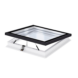 VELUX Flat Roof Base Electric 800mm x 800mm