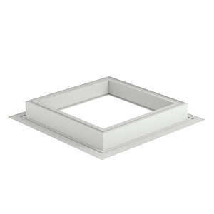 VELUX Flat Roof Window Extension Kerb 600mm x 600mm ZCE 060060 0015