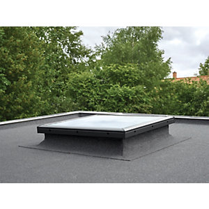 Velux Fixed Flat Roof Base 1000 x 1500mm