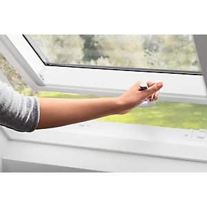 VELUX Top Hung Roof Window White Polyurethane 1140mm x 1180mm Gpu SK06 0060