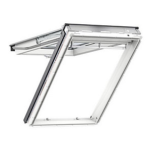 VELUX Top-hung Roof Window Triple 66 Pane White 780mm x 1180mm