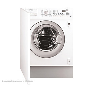 AEG Washing Machine Integrated White L61471BI