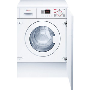 Bosch Serie 6 Built in Washer Dryer with Autodry and Activewater WKD28351gB