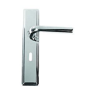 Urfic Westminster Polished Nickel Lock
