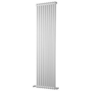 Windsor 3 Column Vertical White 1800mm x 394mm