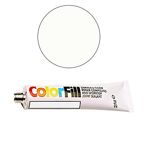 Unika Colorfill Ash White for use with Fizzy Crystal
