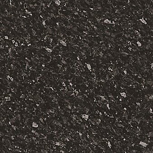 Laminate Edging Black Slate Gloss 3000mm x 38mm x 1mm
